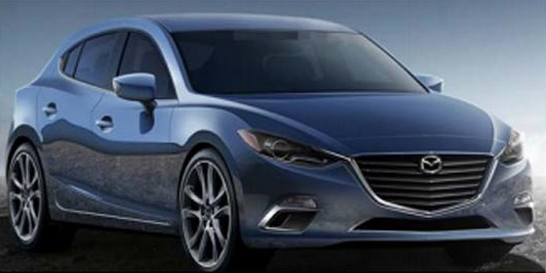 Get Hold of Eye-Catching Super New 2015 Mazda3
