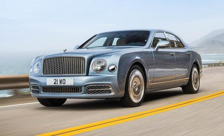 bentley new car release2017 Bentley Mulsanne Photos and Info  News  Car and Driver
