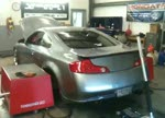 Garrett Powered G35 Dyno Run
