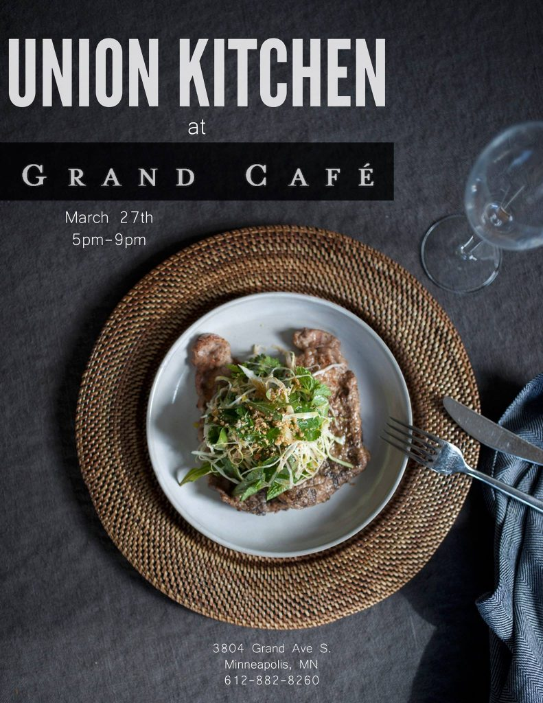 Union Kitchen at Grand Cafe