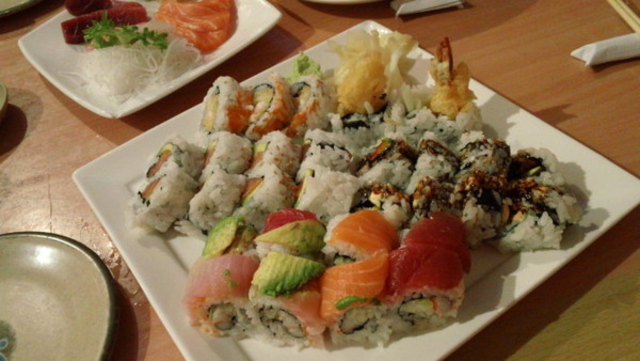 Blue new ashiya japanese cuisine jersey city view our for Ashiya japanese cuisine