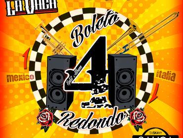Recensione dell/'Album Boleto redondo
