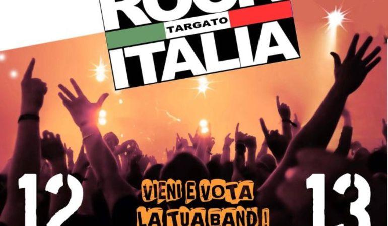 Rock Targato Italia torna nelle Marche