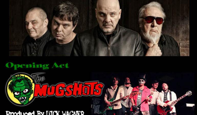 THE STRANGLERS + The Mugshots
