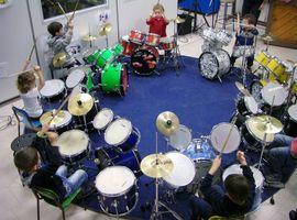 Band, baby band e piccoli batteristi