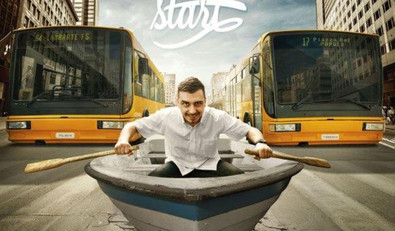 """START"", il nuovo album di Davide Borri"