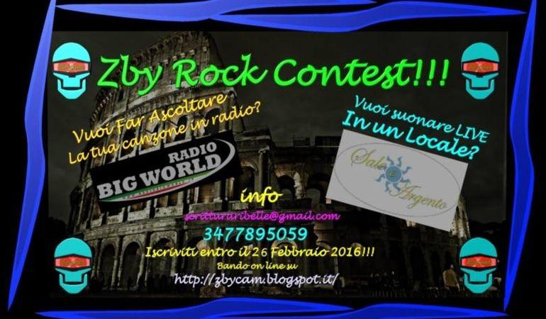 Promuovi la tua rock band e suona in uno dei migliori locali romani con Zby Rock Contest