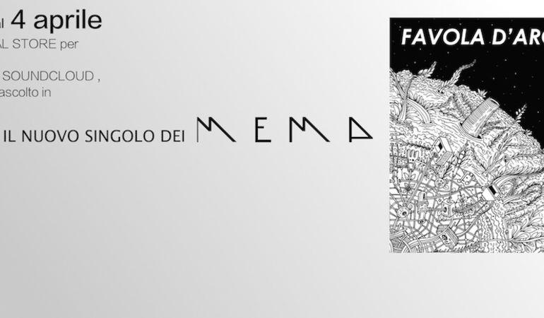FAVOLA D'ARGENTO-Il nuovo singolo dei MEMA-Disponibile dal 4 Aprile
