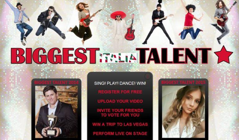 È iniziato il Global Talent Contest!