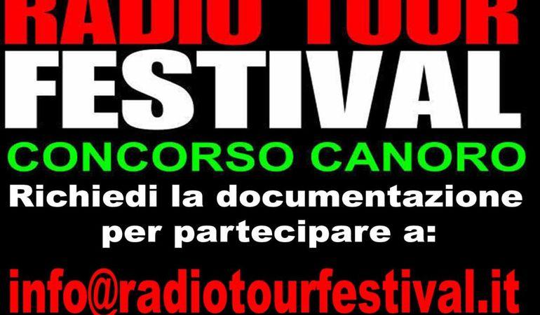 RADIO TOUR FESTIVAL PREMIA IL TALENTO DEI GIOVANI ARTISTI