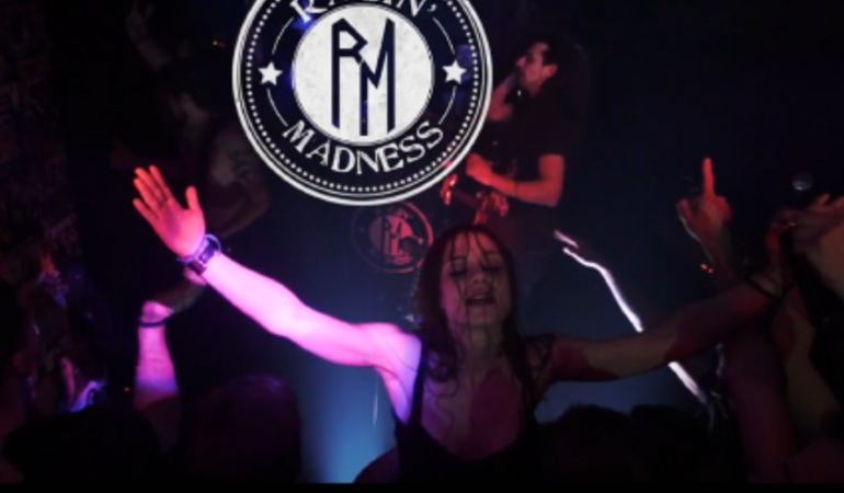 "Ragin' Madness, esce il videoclip di ""The Guys are in Da Club"""