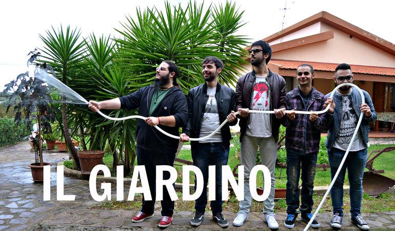"""Il Giardino: è ora disponibile il video di """"Non fare il punk"""""""