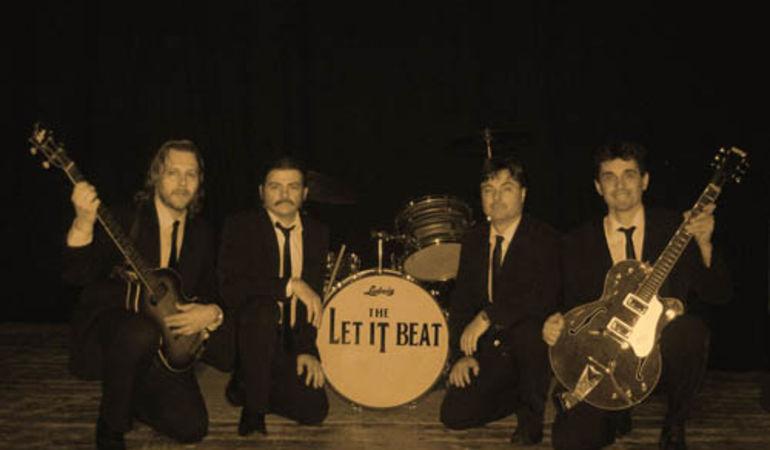 LET IT BEAT Beatles tribute