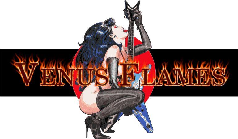 Venus Flames