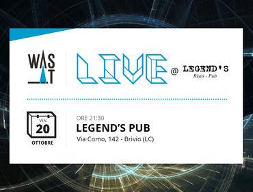 Live at Legend's Pub