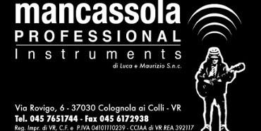 Mancassola Professional Instruments
