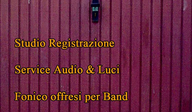 Garage 36 Service Audio & Luci