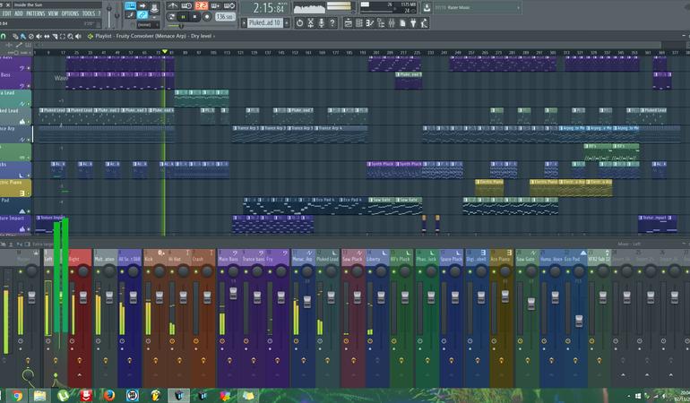 Lezioni produzione musica digitale attraverso pc e tastiera