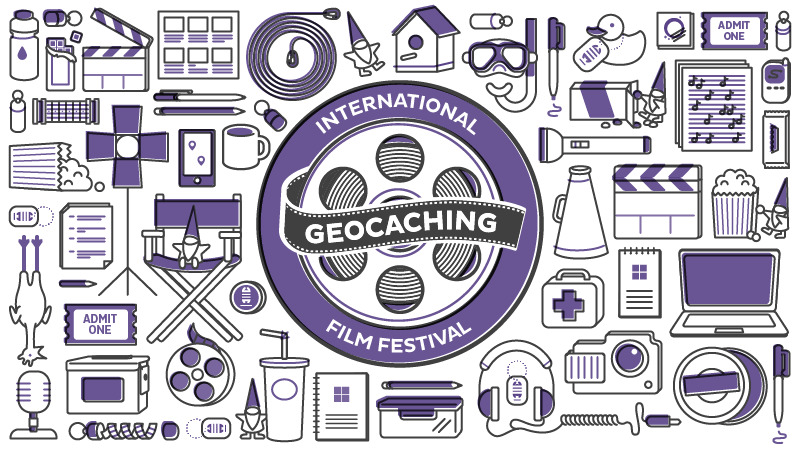 Geocaching Film Festival Logo