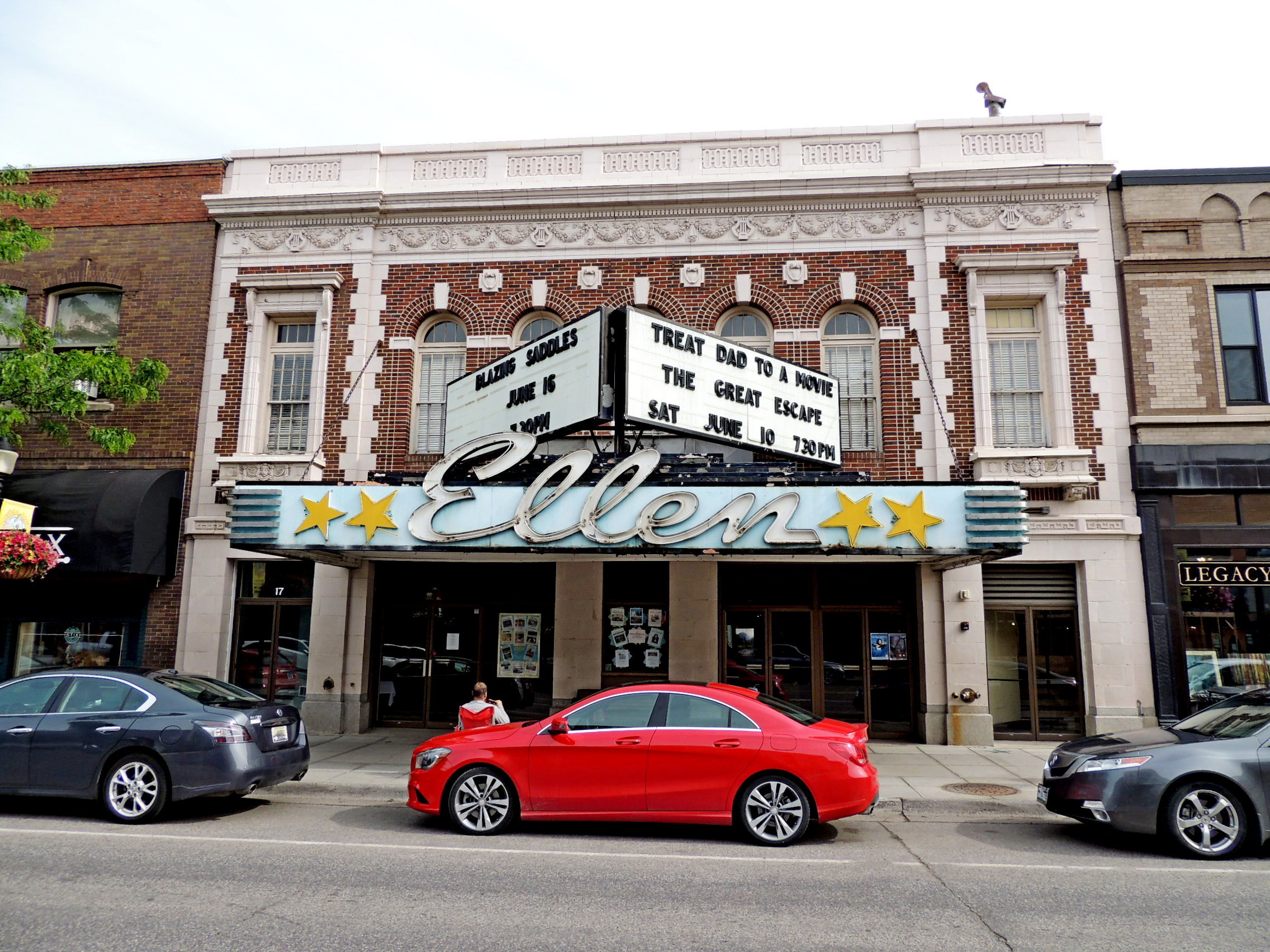 Falmouth movie theater maine