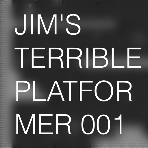 Jim's Terrible Platformer 001 Icon
