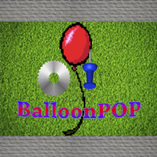 BalloonPOP Icon