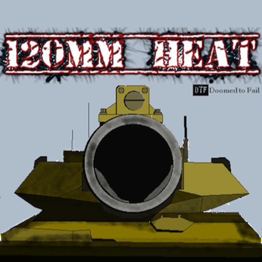Tank game. Icon