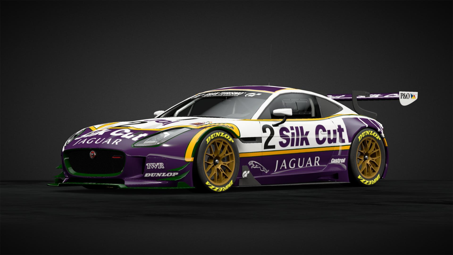 Silk Cut Jaguar XJR-9 - Car Livery by nonfixshun | Community | Gran Turismo Sport - gran-turismo.com