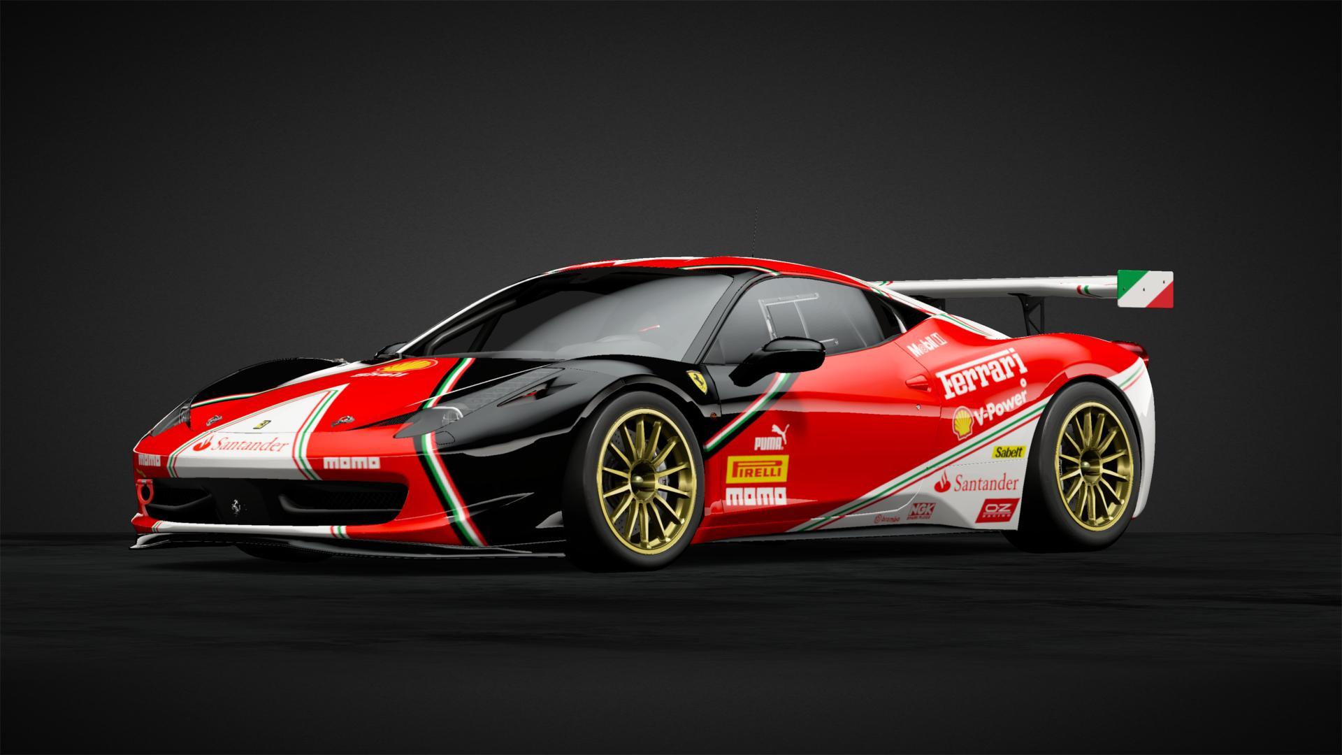 Ferrari Gr 4 Design Car Livery By Mr Jamiep04 Community Gran Turismo Sport