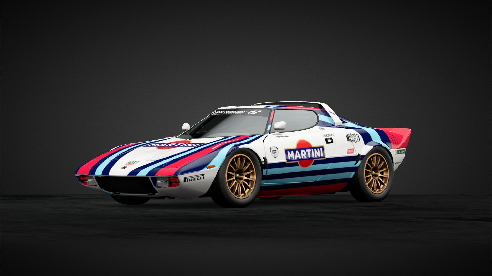 Stratos Martini Racing
