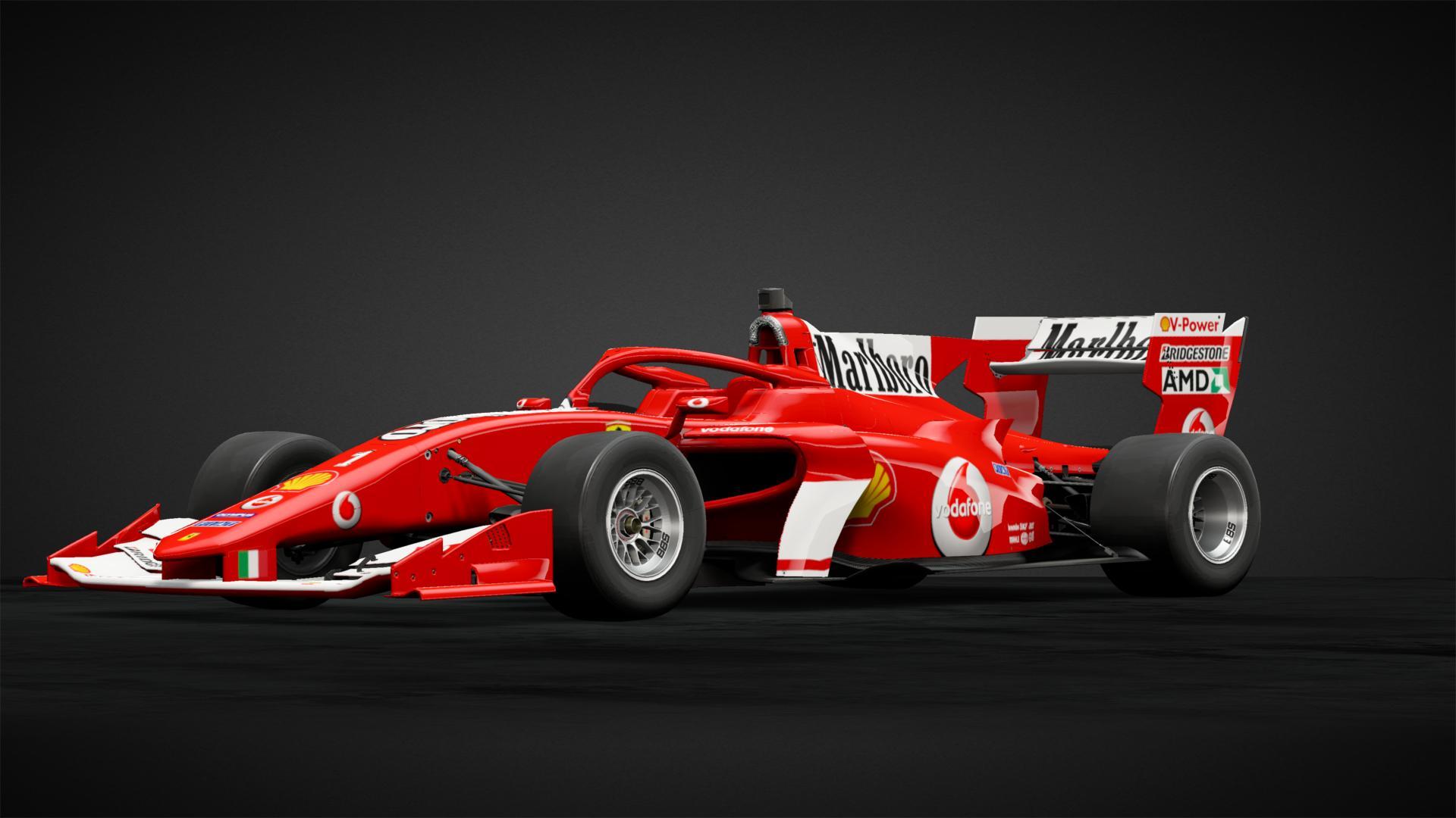 Ferrari F2004 F1 Car Car Livery By Mr Dragon Pig Community Gran Turismo Sport