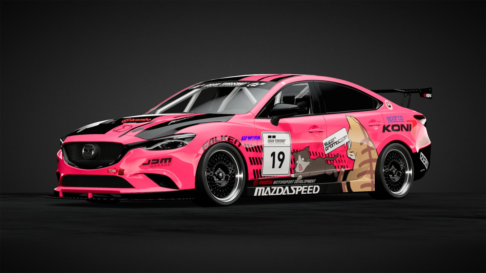 Mazda Jdm Street Racing Livery Car Livery By Musical Artist Community Gran Turismo Sport