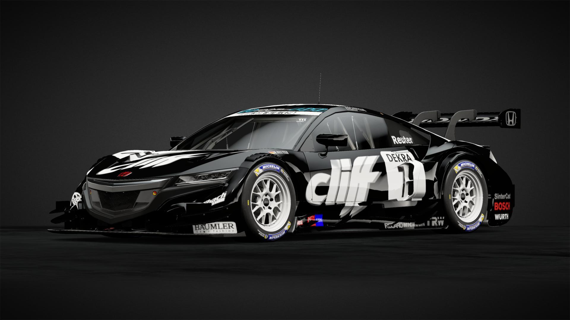 Cliff Calibra Nsx Car Livery By Sgebi Community Gran Turismo Sport