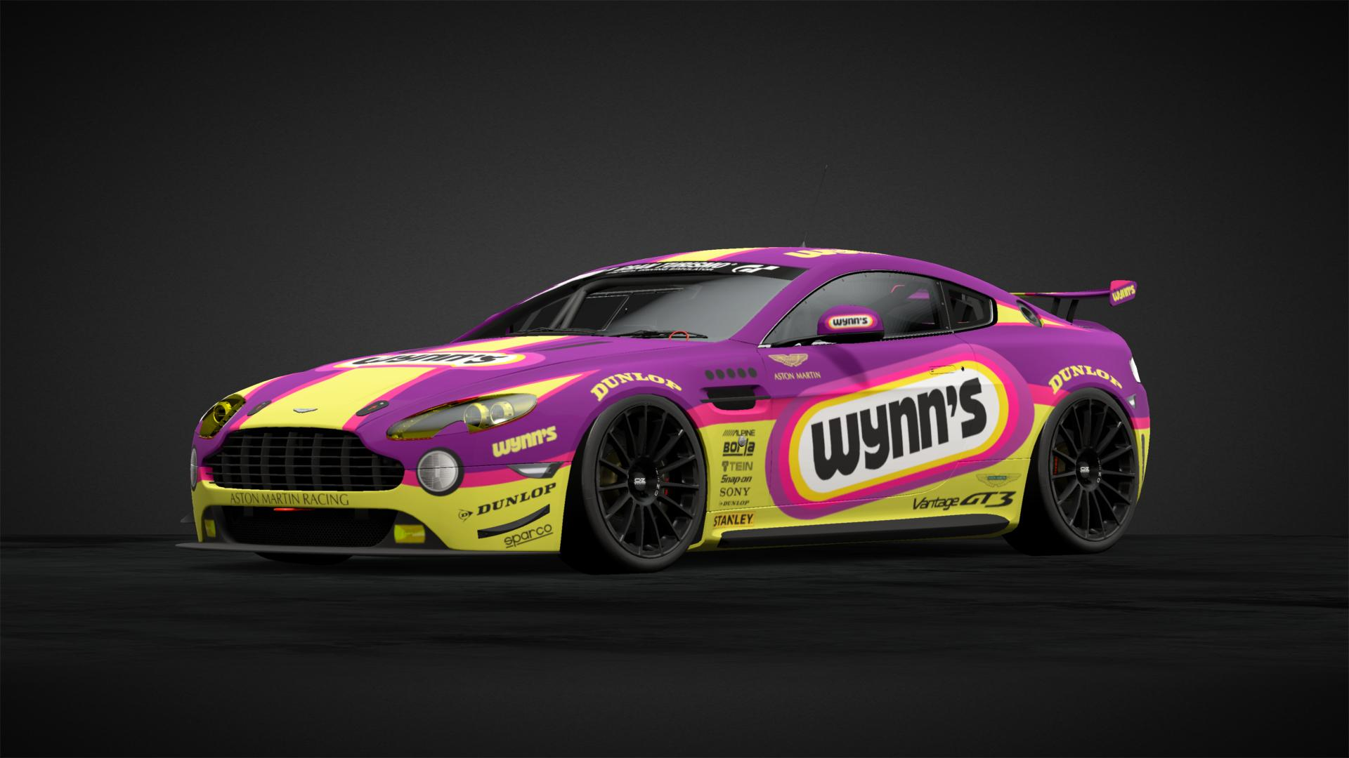 Aston Martin Wynn S After Wash Car Livery By Lucybresil Community Gran Turismo Sport