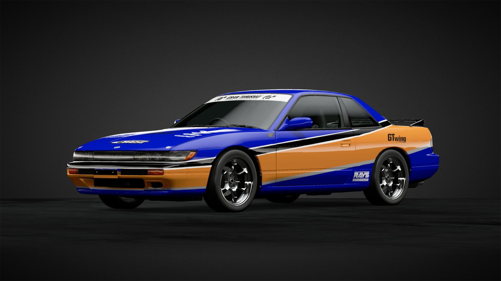 Hans Monalisa 240sx Silvia S15 Car Livery By Johnnyb7531 Community Gran Turismo Sport