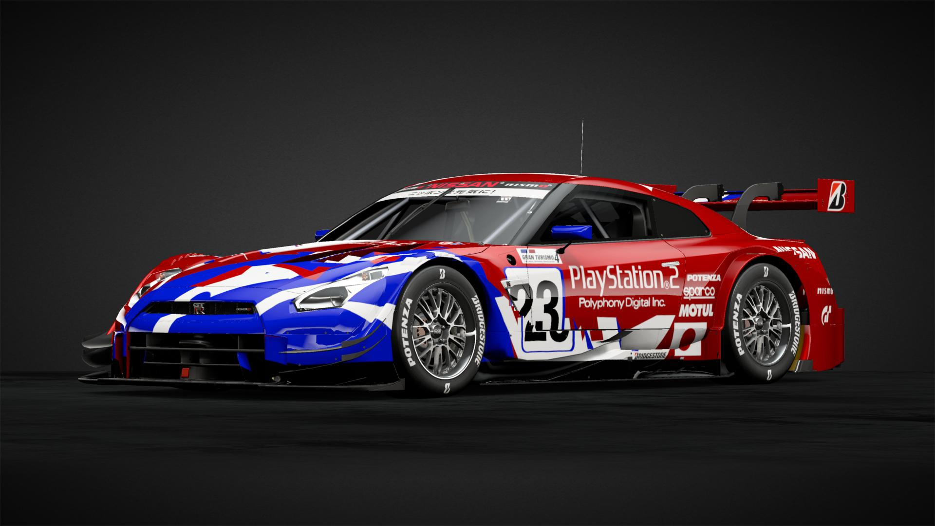 Nissan Gt R Concept Lm Race Car Livery By Rogholmespne1880 Community Gran Turismo Sport