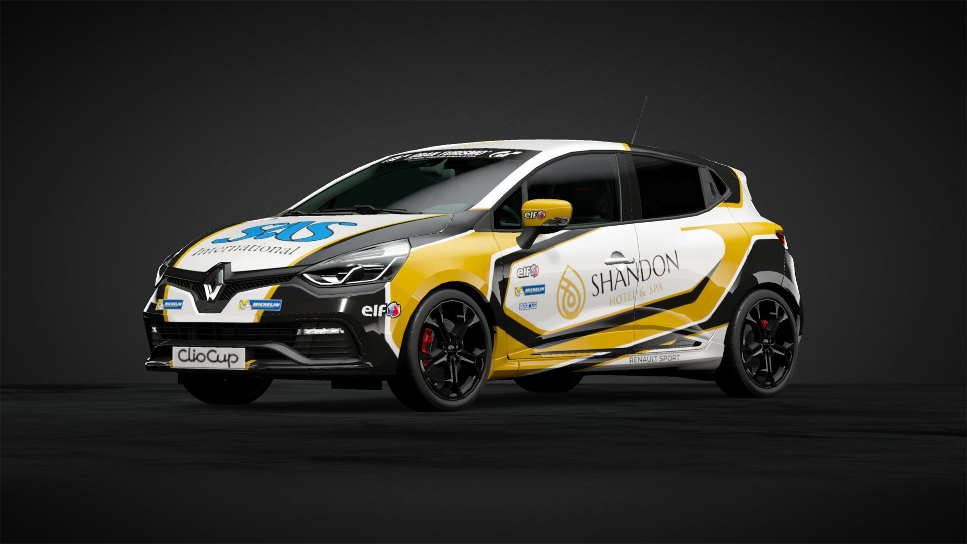 Renault Clio Cup Car Livery By Bailly Cassillas Community Gran Turismo Sport