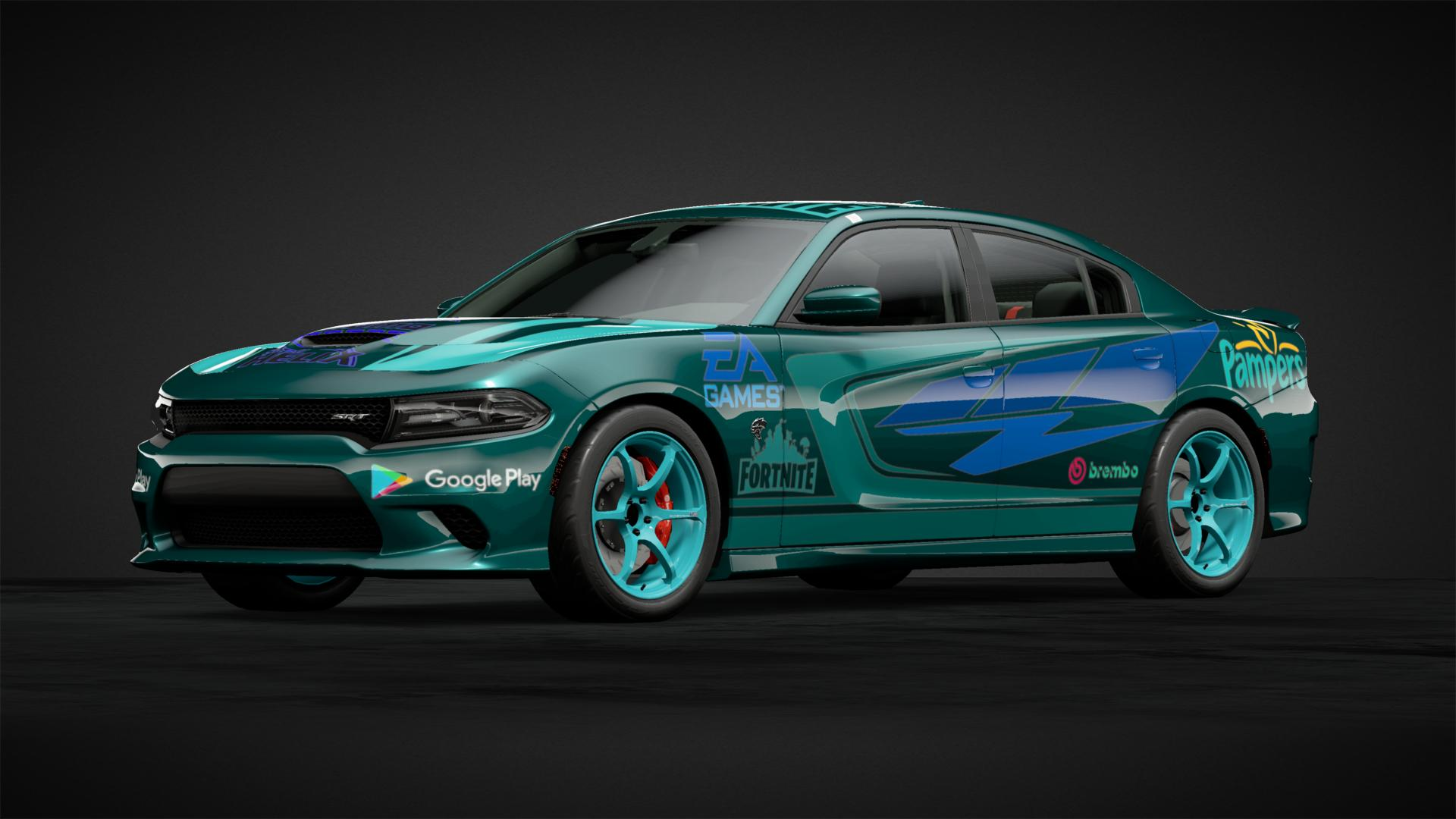 Srt Fortnite Car Livery By Tophedesigne Community Gran Turismo Sport
