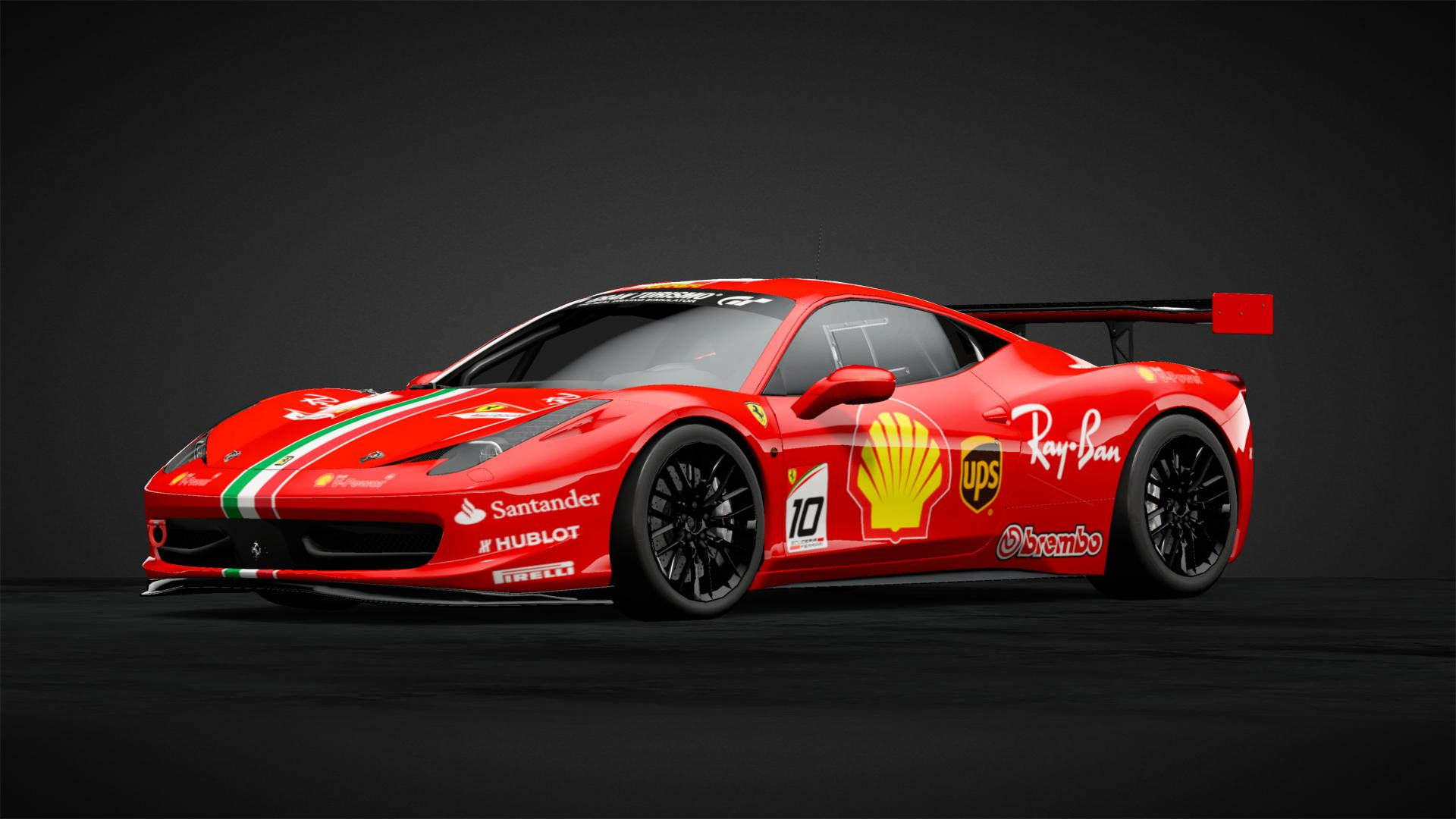 458 Gt4 Scuderia Car Livery By Oo Madmax Oo Community Gran Turismo Sport