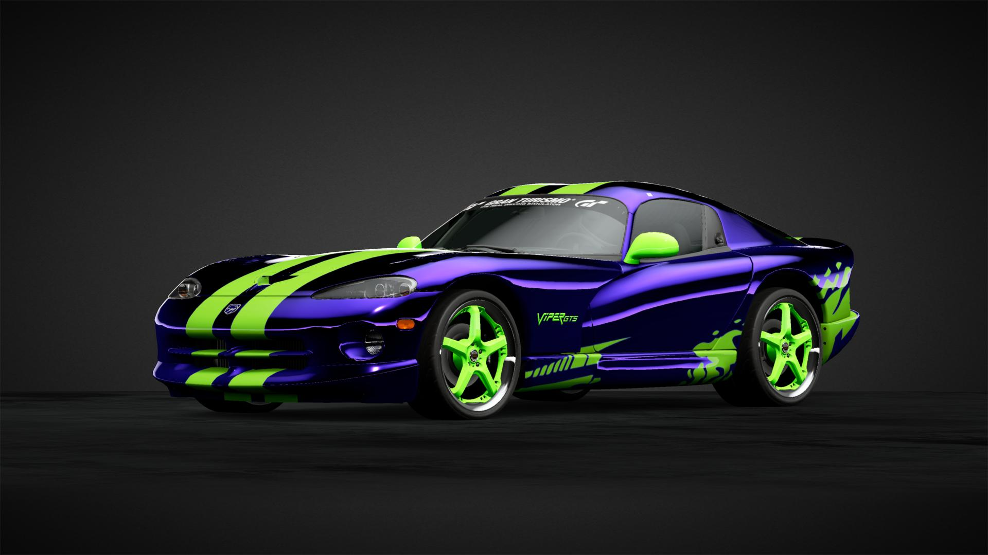 Dodge Viper Tuning Car Livery By Snake Lvl Community Gran Turismo Sport