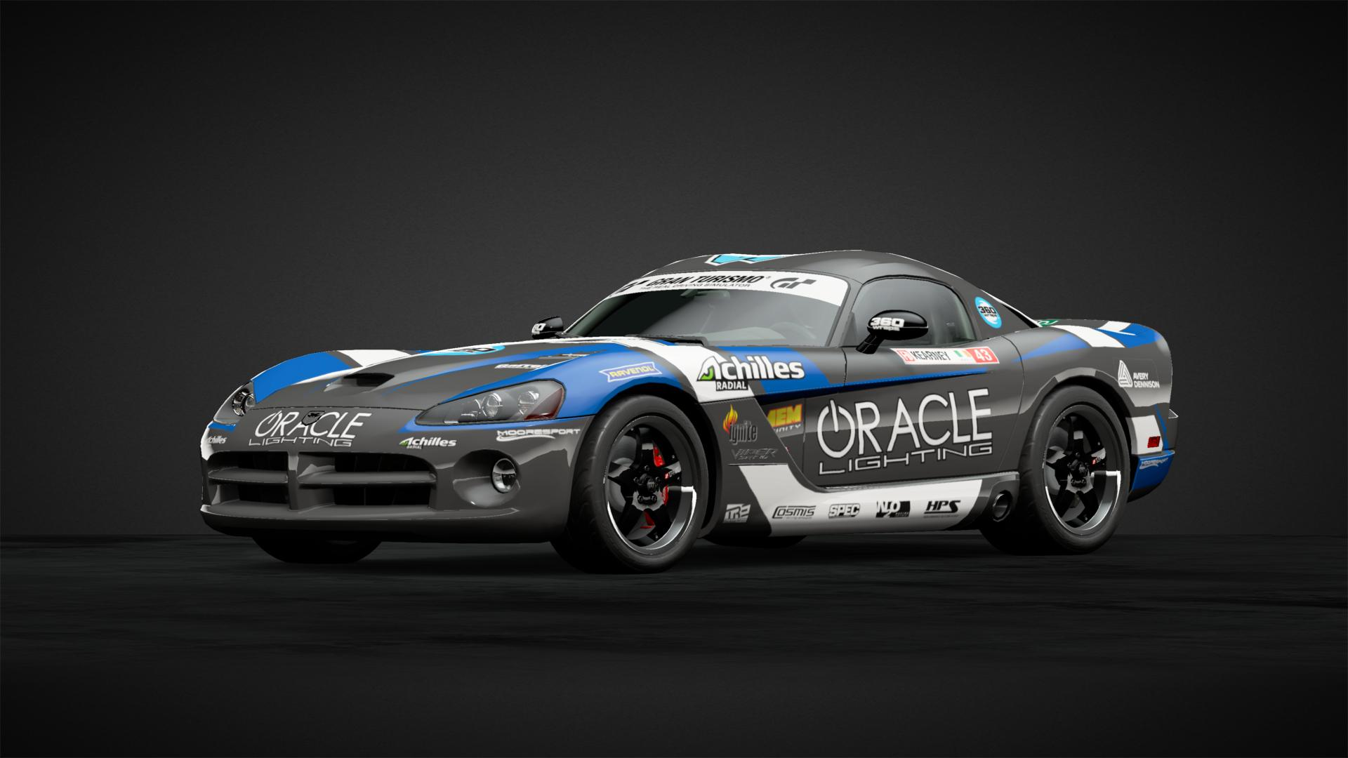 Formula Drift 43 Dodge Viper Car Livery By Lotusevoragte Community Gran Turismo Sport