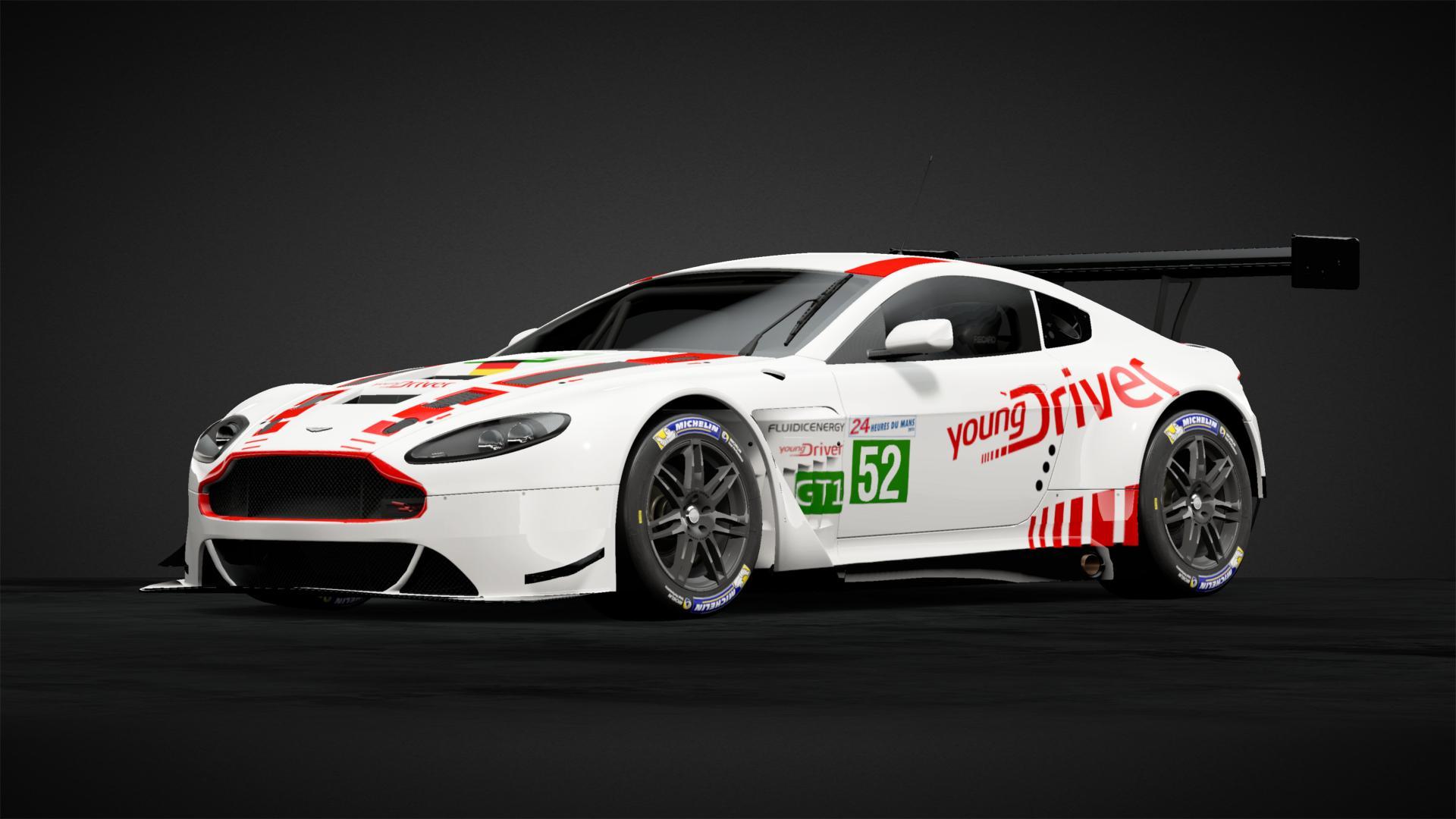 Aston Martin Dbr9 Gt1 52 Car Livery By Goliath X113 Community Gran Turismo Sport