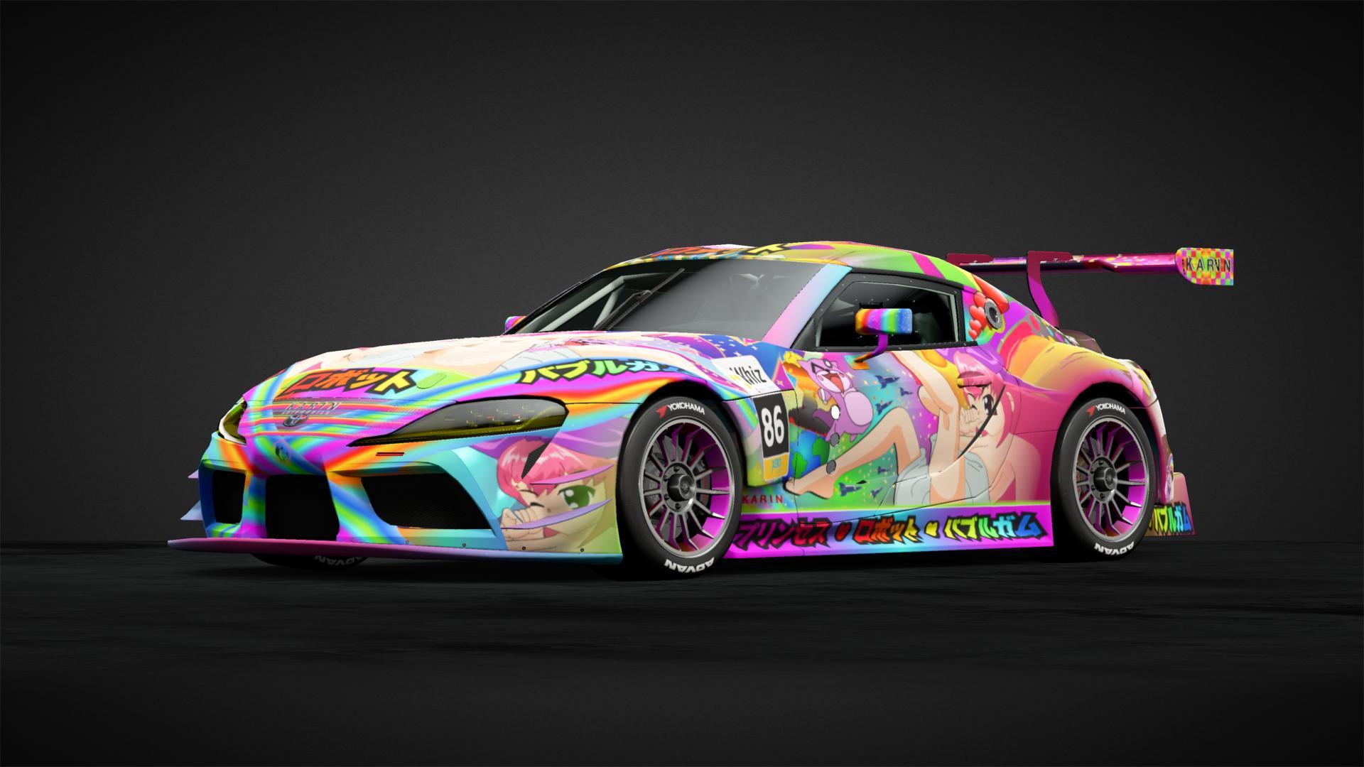 Gta V Car With Anime Livery / All gta online anime