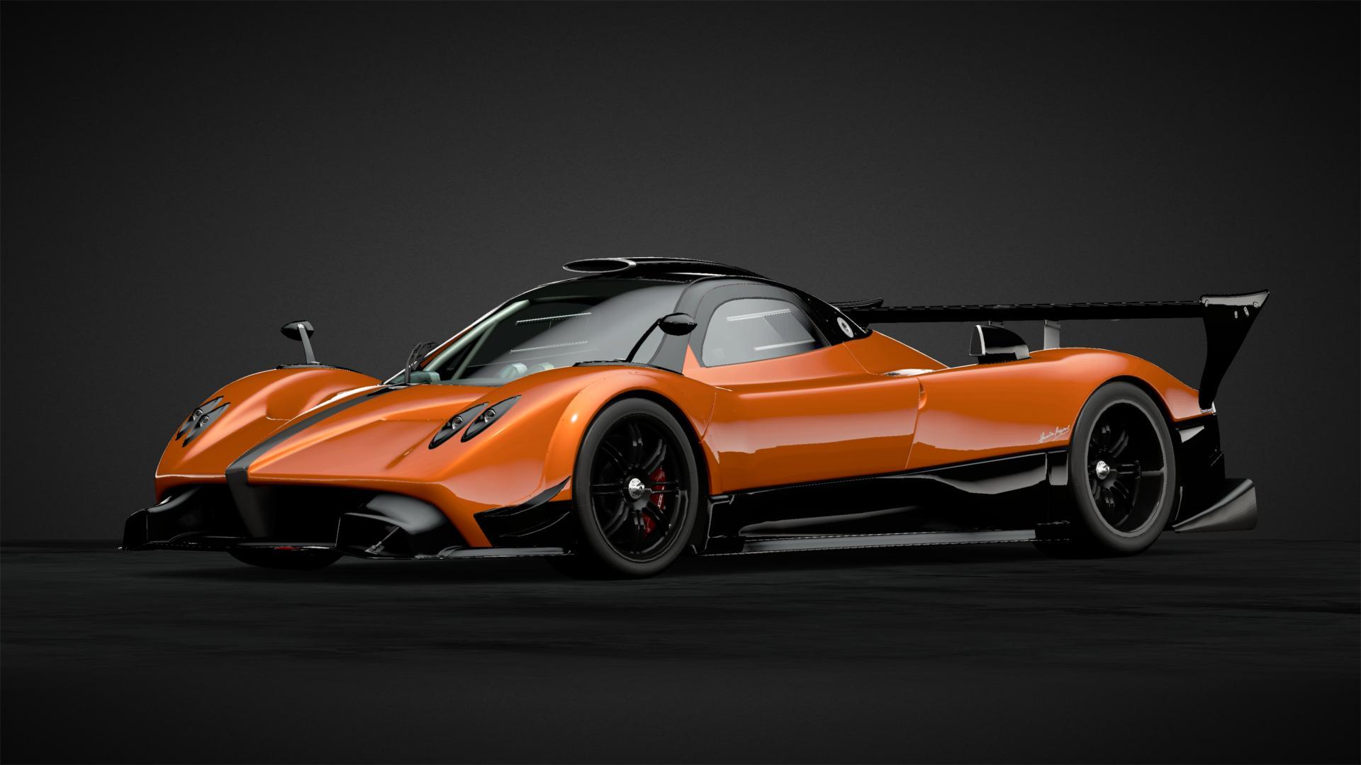 Pagani Zonda Cinque Nfs Edition Car Livery By V4 Rocketcloud Community Gran Turismo Sport