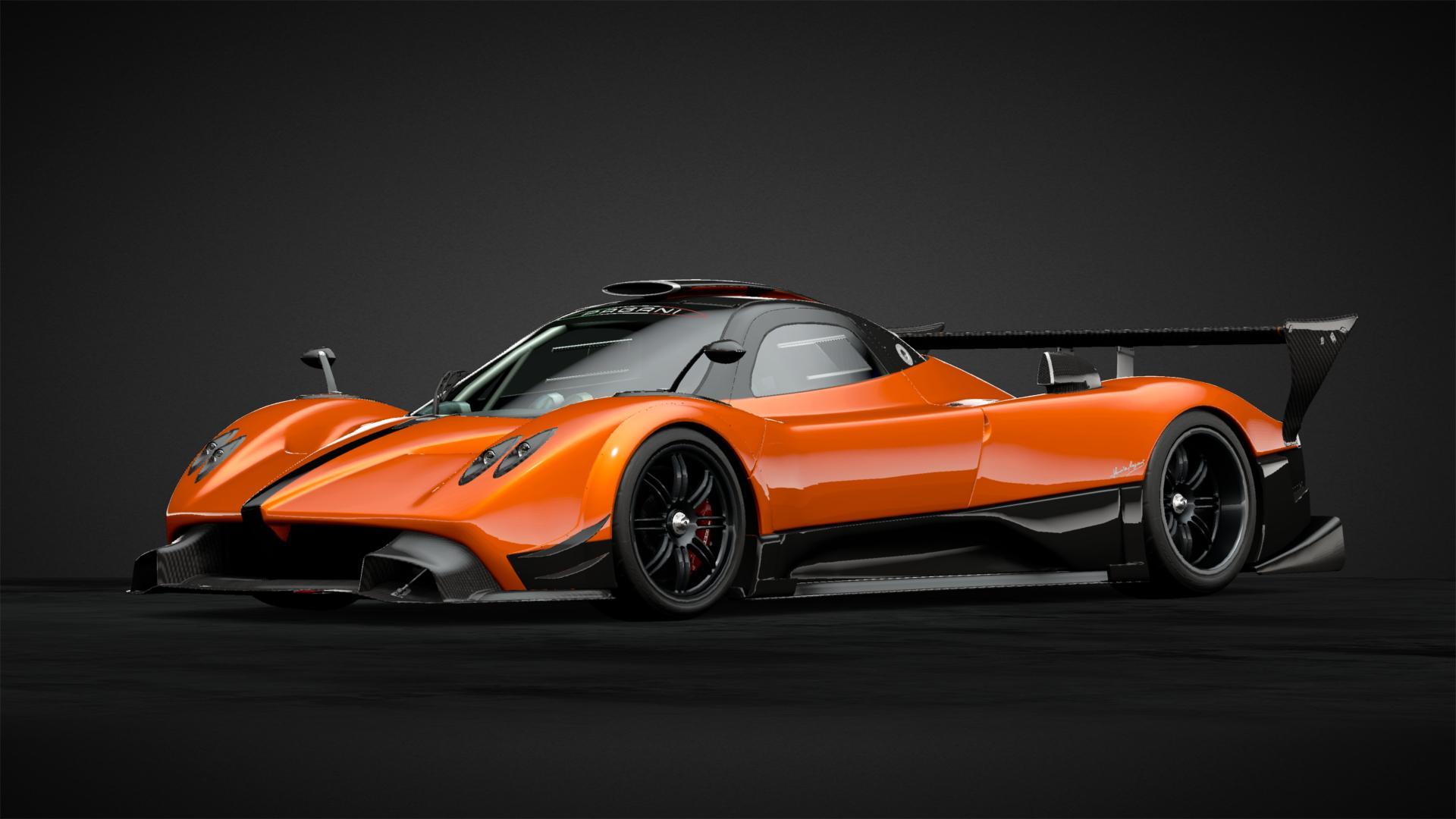 Pagani Zonda R Cinque Nfs Hp Car Livery By Worthlessfailure Community Gran Turismo Sport