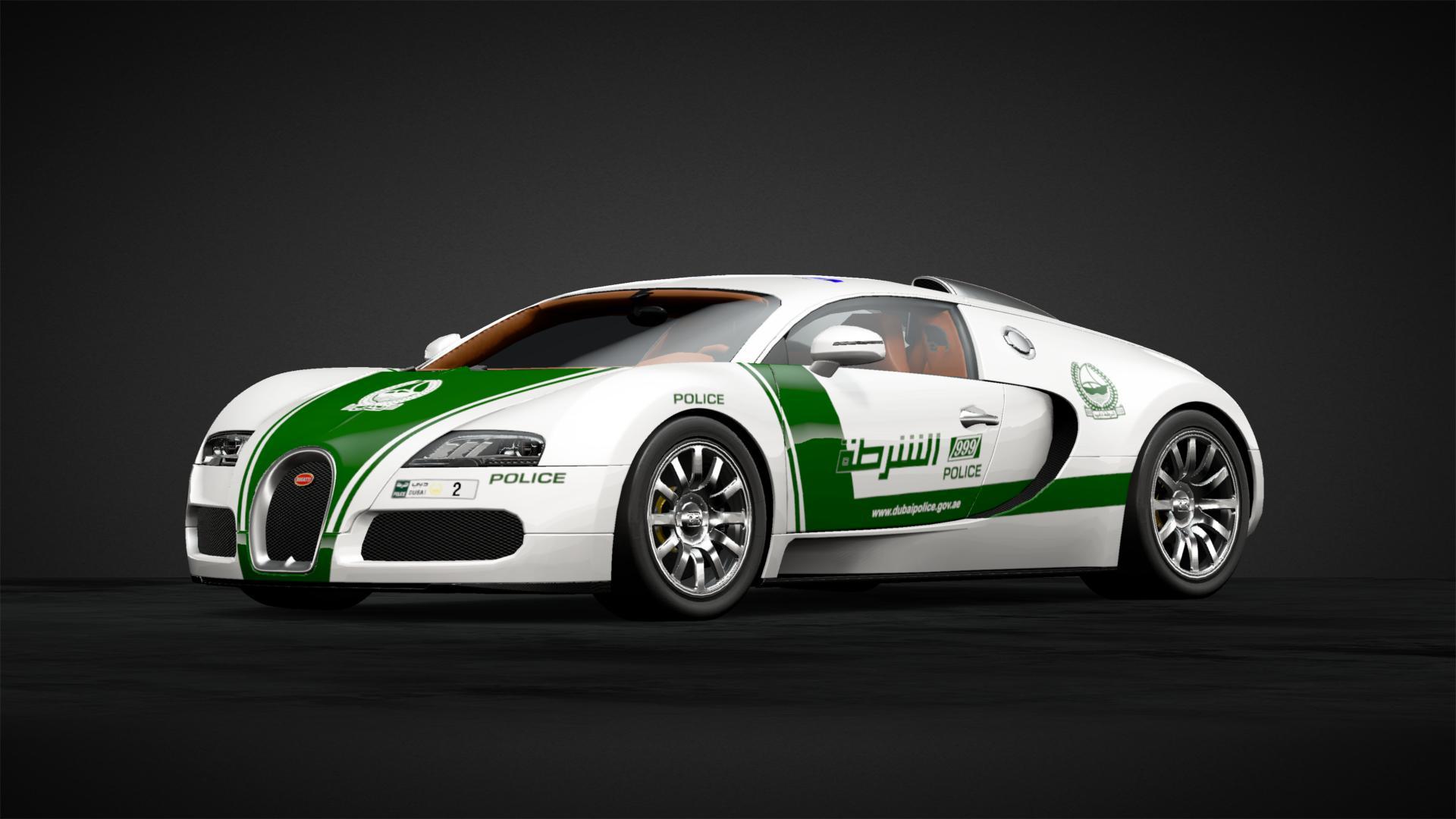 Bugatti Veyron Dubai Police Car Livery By Jak182210 Community Gran Turismo Sport