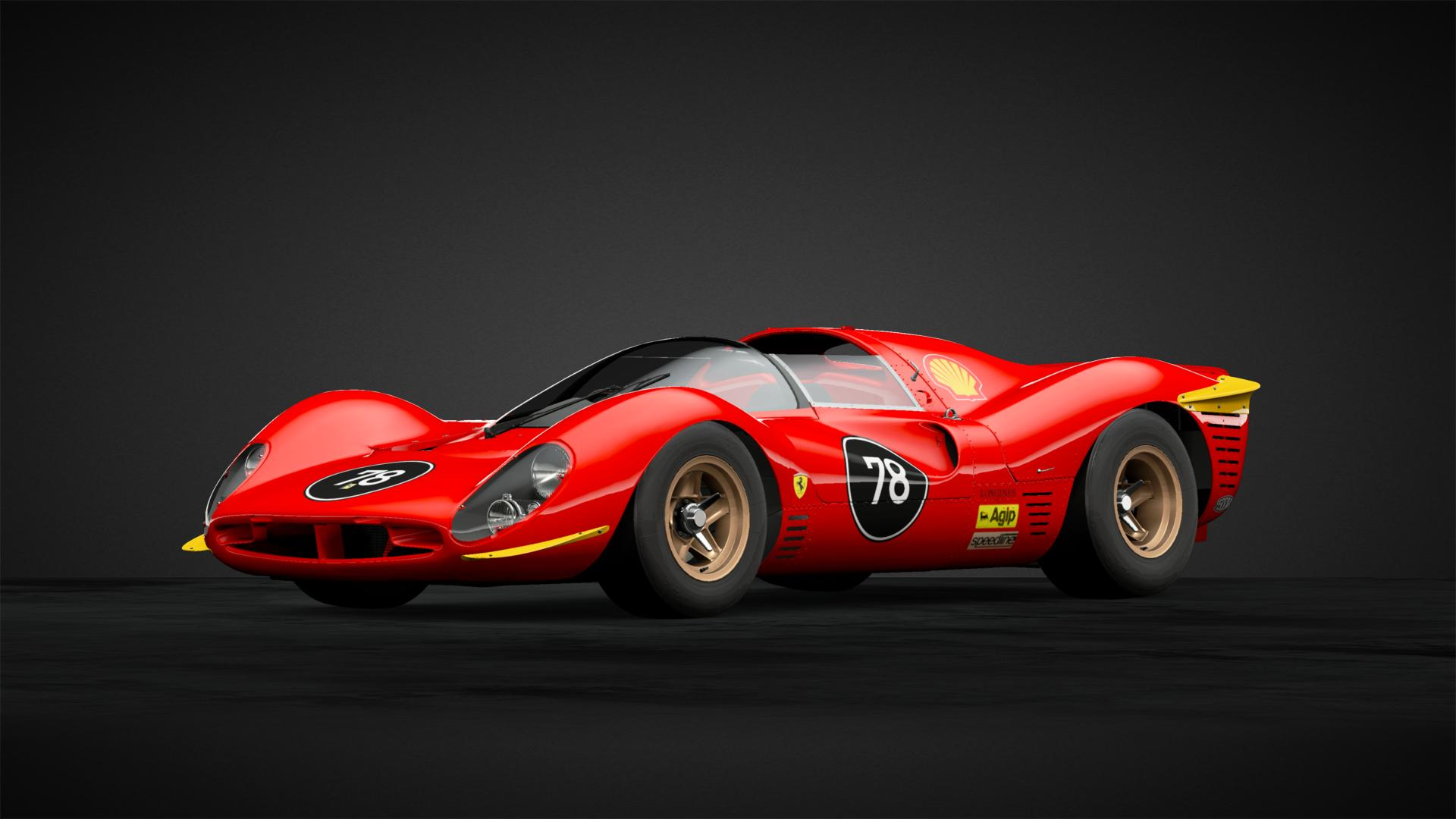 Ferrari P330 Car Livery By Caroni Community Gran Turismo Sport