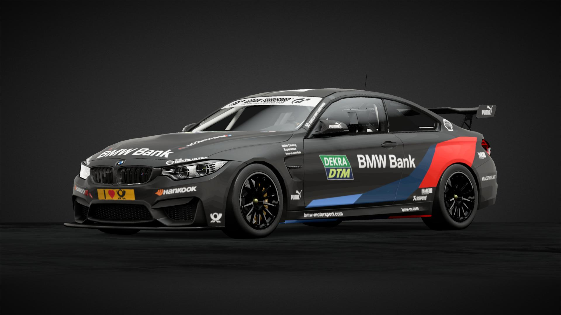7 Bmw Bank M4 Dtm 19 Car Livery By Soulphat8 Community Gran Turismo Sport