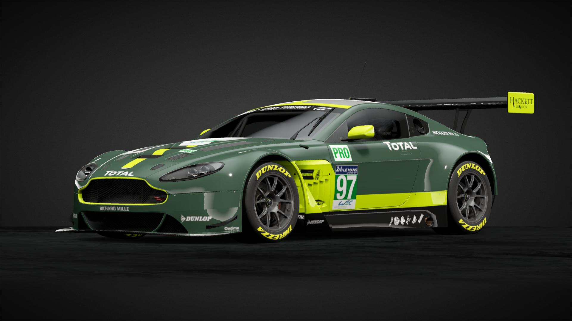 Aston Martin Racing Car Livery By Warwolf511 Community Gran Turismo Sport