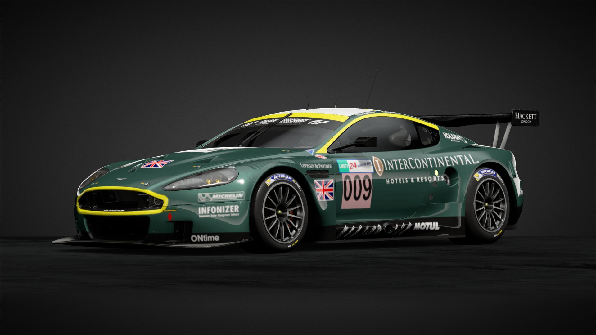 009 Aston Martin Dbr9 Gt1 Car Livery By Thrill Of Speed Community Gran Turismo Sport
